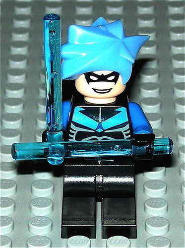 Best Lego Nightwing Ideas On Pinterest Nightwing Robin Hero - How to make homemade lego decals