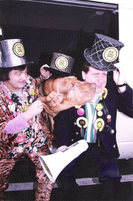 Lord Toby Jug and Screaming Lord Sutch