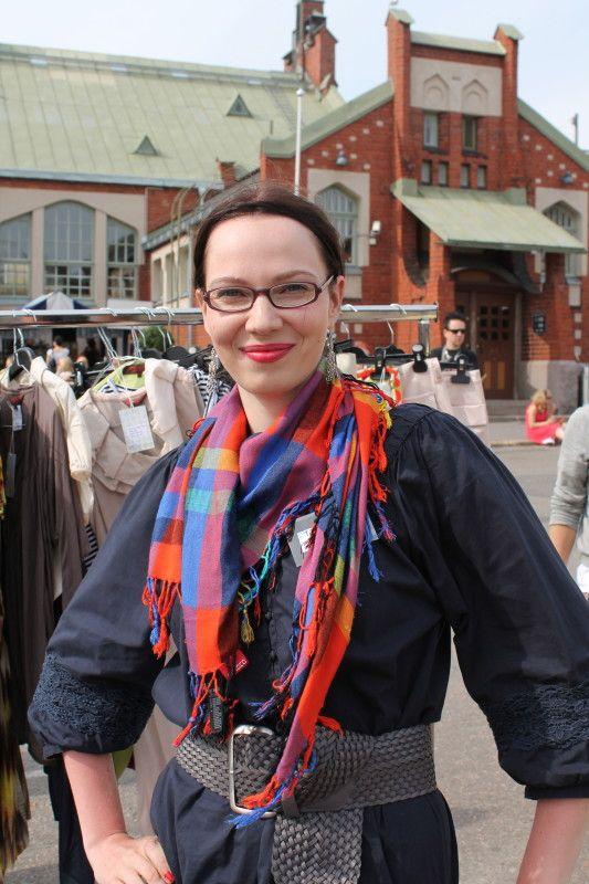 Stylebookin haastattelemat muotibloggaajat / Tukka hyvin, kaikki hyvin
