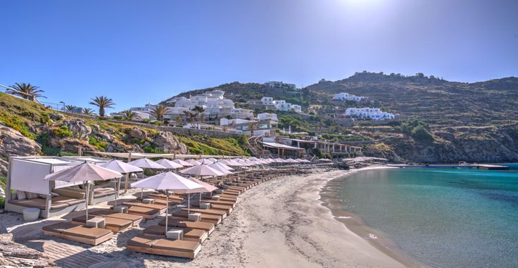 While staring at the sun over the blue sea, fragments of colour and light awaken your inner insticts, as they bring you to a unique state of bliss...Welcome at Santa Marina Resort & Villas,a Luxury Collection #Hotel in #Mykonos ~ #luxurycollection #spg