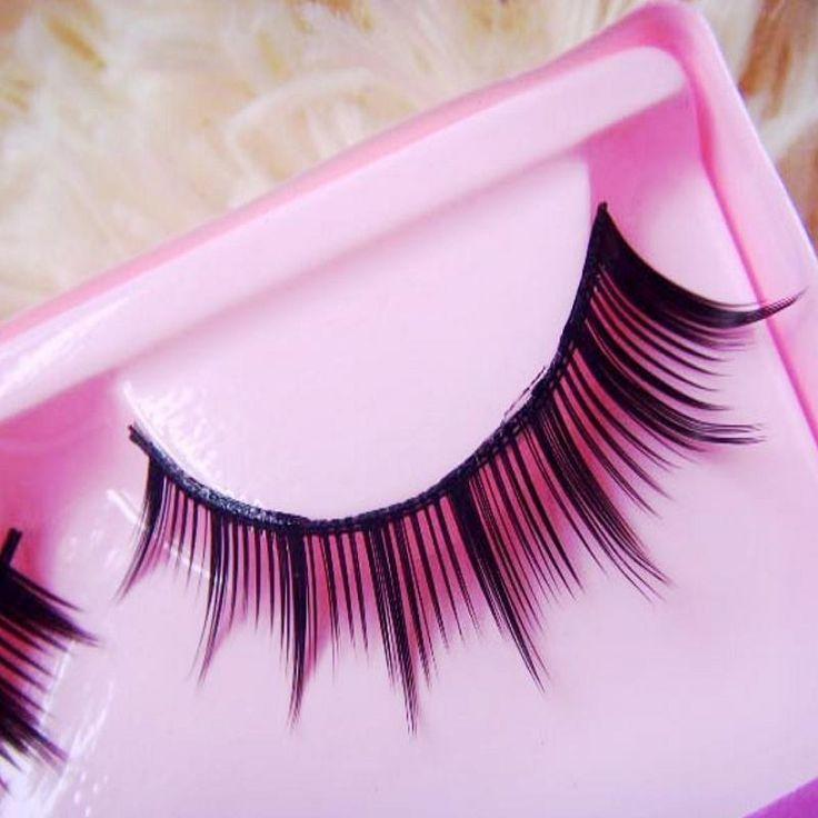 maquiagem eyelashes cilios natural thick eye lashes makeup extension False eyelashes eye lashes profissional Watch video please!