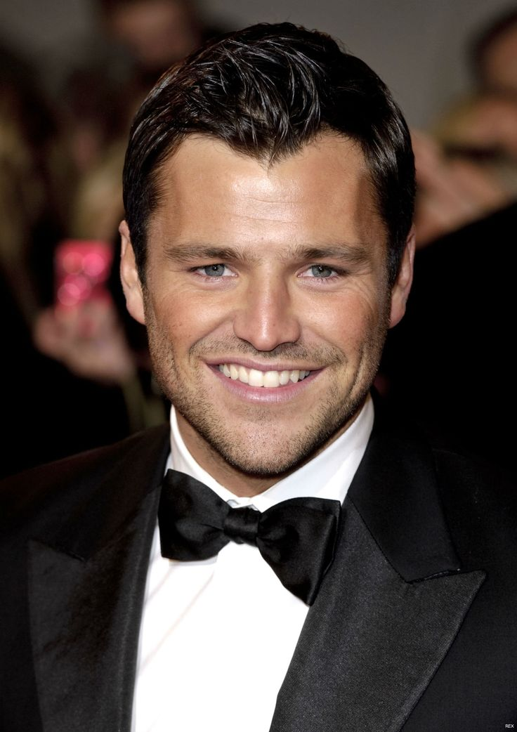 TOWIE star and co-presenter of Take Me Out: The Gossip, Mark Wright, at the National Television Awards.