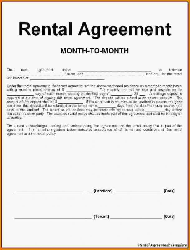 House Rental Contract Room Rental Agreement Rental Agreement Templates Lease Agreement