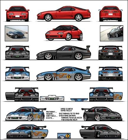 Toyota Supra GT. Auto NewsSweet ...