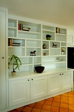 Modern Contemporary Fitted Cabinets and bookcases