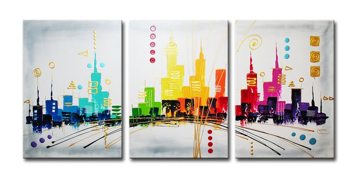 Peinture tableau oeuvre art abstrait sur toile toile for Art contemporain abstrait