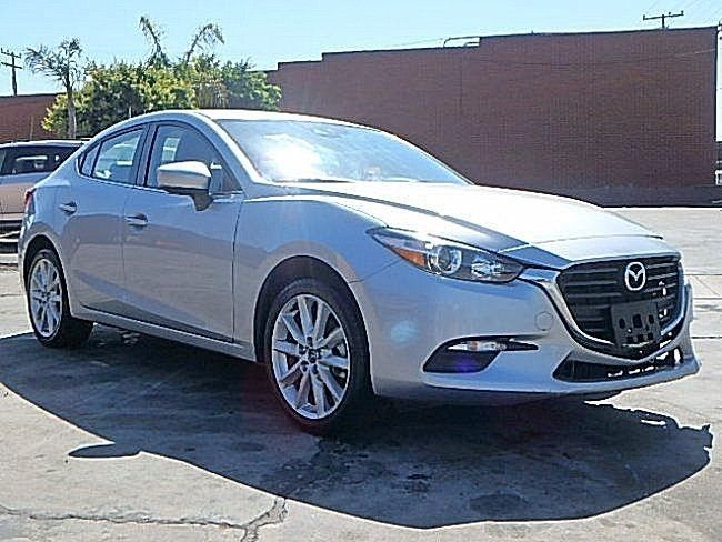 Cool Mazda 2017: 2017 Mazda Mazda3 Touring 2017 Mazda Mazda3 Touring Damaged Clean Title Gas Saver Only 12K Mi Nice Project