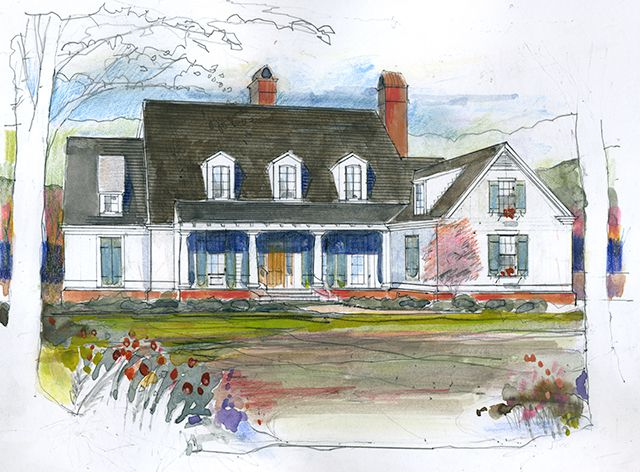 16 best exclusive home plans images on pinterest cool for Southern living house plans with keeping rooms