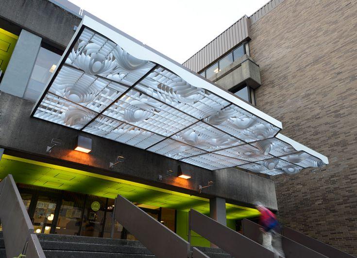 thom faulders studio entrium light cloud portland state designboom