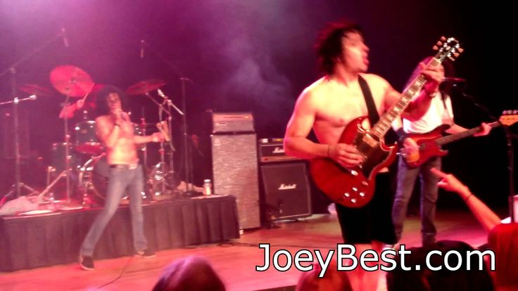 Bonfire - AC/DC Tribute band perform at Pala Casino Part 1