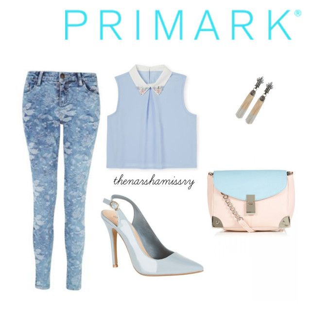"""""""Primark Style"""" by thenarshamissry ❤ liked on Polyvore"""