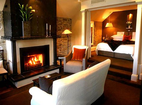 Eichardts Private Hotel Queenstown Retreat New Zealand SLH