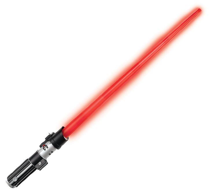 Star Wars Darth Vader (Red) Lightsaber. For Charlie.