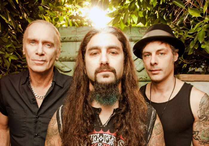 The Winery Dogs, feat. Mike Portnoy, Billy Sheehan, and Richie Kotzen sign with Loud And Proud Records, release USA debut July 23rd, 2013
