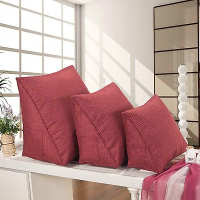 1000 ideas about bed wedge pillow on pinterest wedge. Black Bedroom Furniture Sets. Home Design Ideas