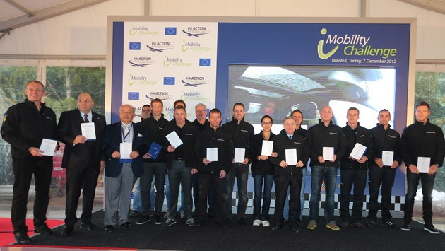 Champions take part in 'ecodriving' competition in Turkey | Federation Internationale de lAutomobile