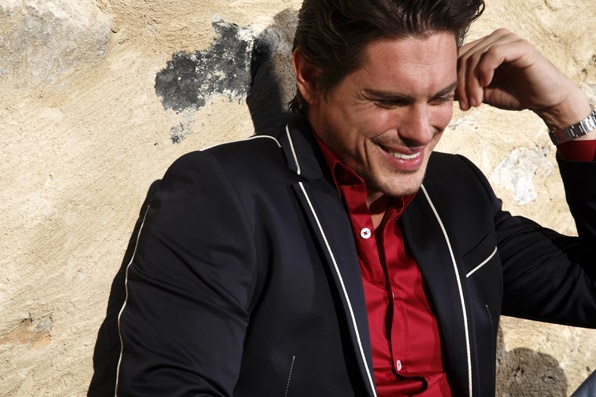 The SUIT and the SHIRT will go perfect with my RED Carlo Pazolini shoes  EFOR ®