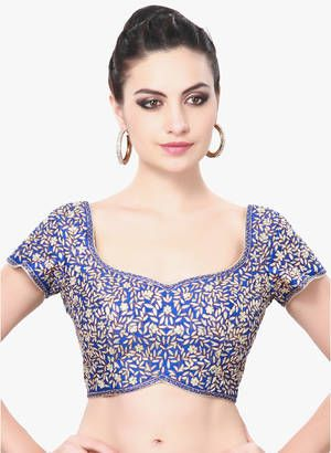 Saree Blouses for Women - Buy Women Saree Blouses Online in India