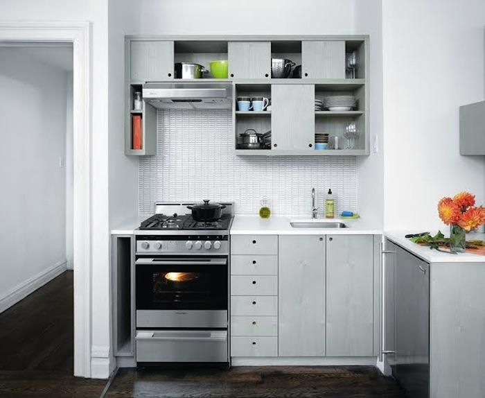 14 Tricks For Maximizing Space In A Tiny Kitchen, Urban Edition Part 58