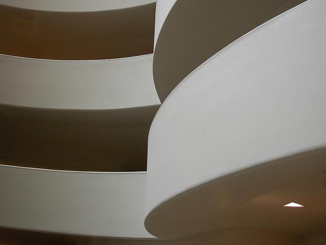 Guggenheim NYC - Frank Lloyd Right