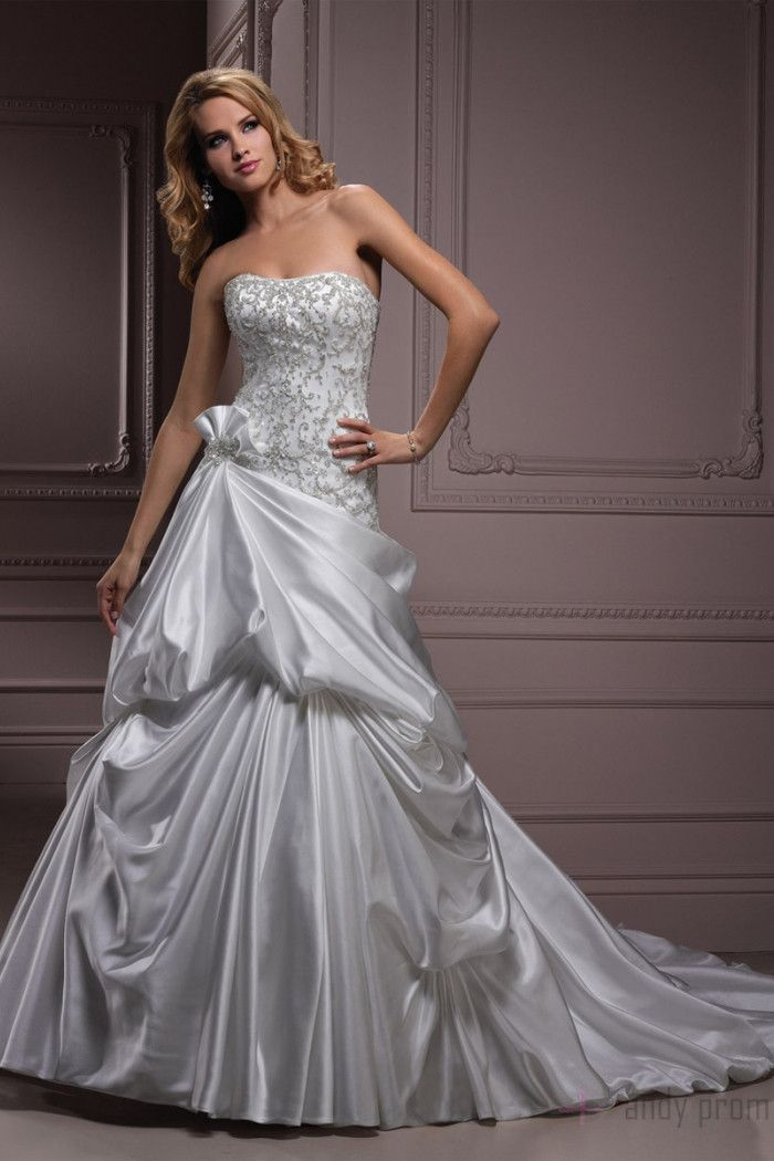 88 best Wedding Dresses: Ball Gowns images on Pinterest | Gown ...