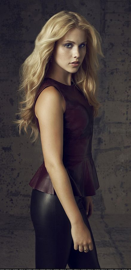 Australian actress Claire Holt Sentient - Episode One - The Moscow Series - Anna character - suggested look