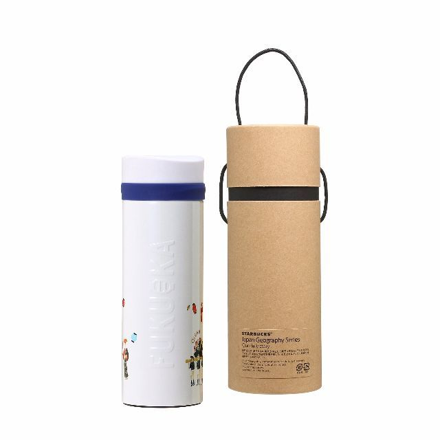 Buy Starbucks Japan Geography Series (Fukuoka Thermal Flask) in Singapore,Singapore. Brand new from Fukuoka.  Fukuoka limited edition thermal flask.  Introduction:  It is a stainless steel bottle that draws people who carry shikiku and people en Chat to Buy