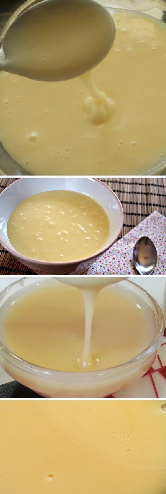 Cómo Hacer leche condensada casera con solo 3 ingredientes, Si te gusta dinos HOLA y dale a Me Gusta  #receta #recipe #cocina #nestlecocina   Aquí te dejamos la receta, muy sencilla, para preparar una leche condensada casera...