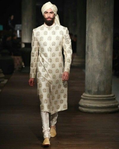 Sabyasachi Mukherjee in Collaboration with Christian Louboutin #indianfashion