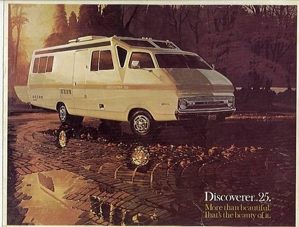 Dodge Discoverer Motorhome Everything 70s Pinterest
