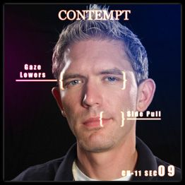 facial action coding system contempt | Rick Santorum's Contempt and Frown - The Proverbial Twisted Smile ...