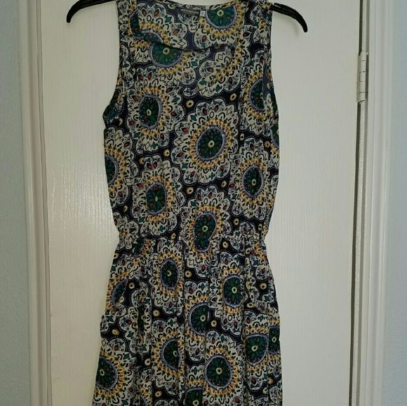 Earthbound trading company dress Adorable dress.  Great for warmer weather.   Used, but in great condition. earthbound  Dresses Midi