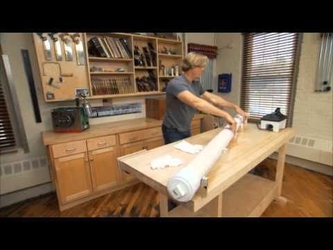 how to build a wood steam box