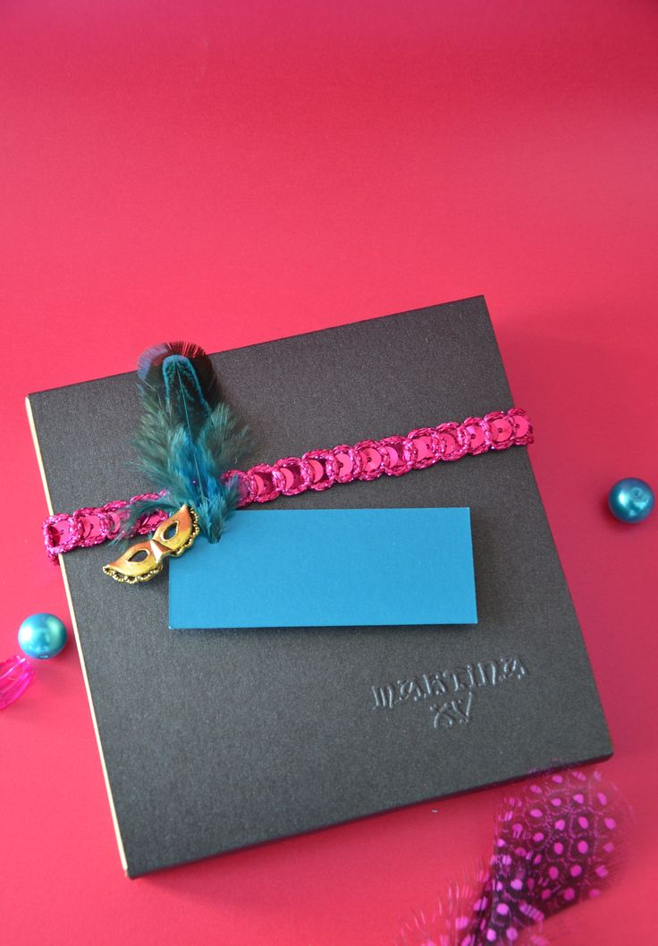 RIO CARNIVAL THEMED PARTY INVITATION- QUINCEANERA OR SWEET SIXTEEN!!