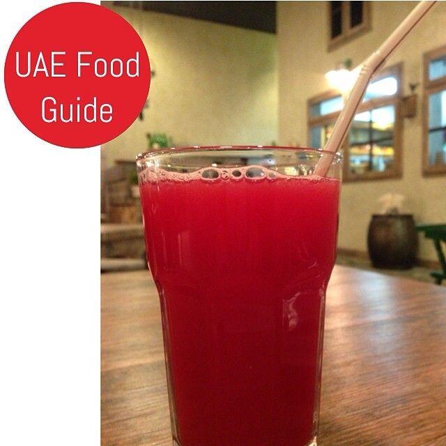 #UAEFood  Escape the Dubai heat with a refreshing Watermelon juice  #Dubai #Dubaiblogger #Dubaifood #MyDubai #InstaDubai #Food #yum #InstaFood #TagsforLikes #yummy #instaGood #PhotoOfTheDay #Foodie #FoodPics #CaptureDubaiFood #BeautifulCuisines #ArabicFood #Emirates #Emirati #uae #UnitedArabEmirates #DubaiRestaurants #UAERestaurants