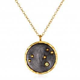 Leo Zodiac Necklace  50d968252