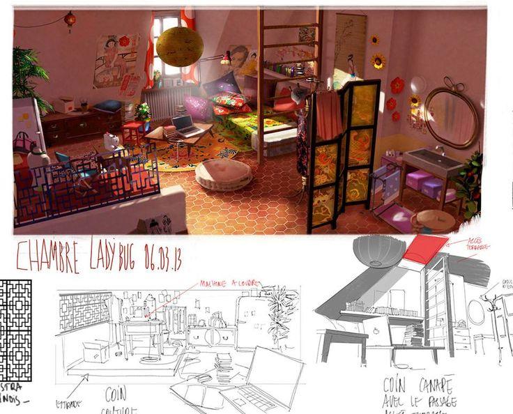 Adrien S Room