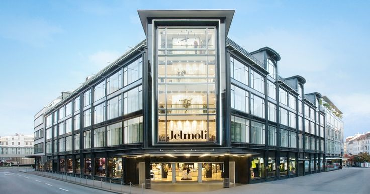 Jelmoli is a department store in Zurich, Switzerland. It is one of the oldest and best known in the world. It is located along the famous Bahnhofstrasse in Zurich.