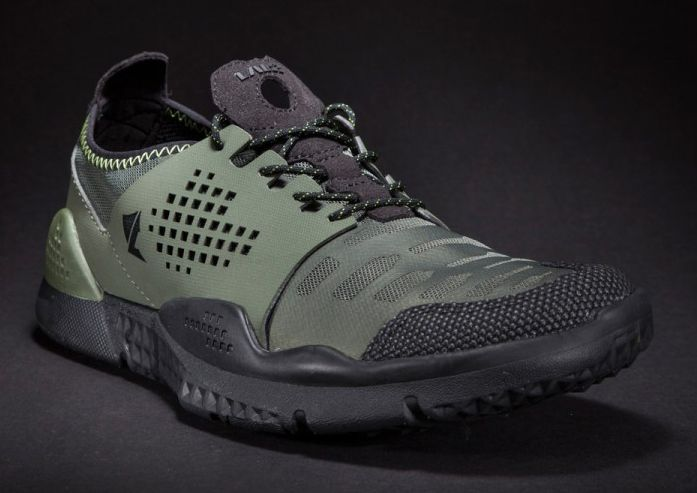 LALO Tactical Men's Bloodbird Tactical Shoes - Jungle