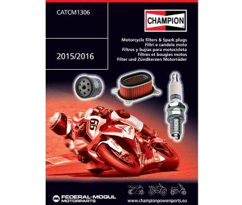 Catálogo Champion #lusomotos #champion #velas #filtros