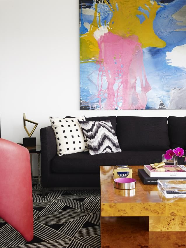 Covet my coffee table: with interior designer of the year Greg Natale