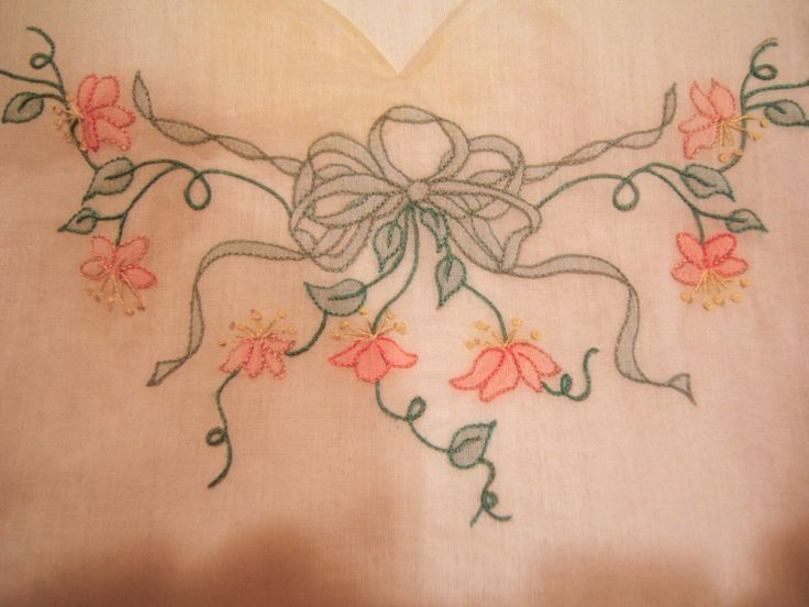 shadow embroidery