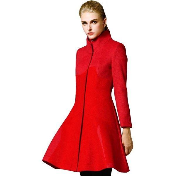 25  cute Red pea coats ideas on Pinterest | Pea coats women ...