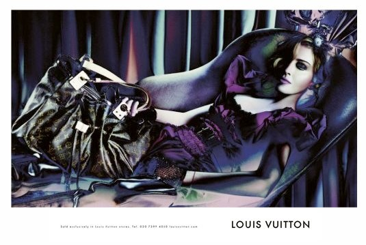 Pin by Mirror Shen - www.mirrorshen.com: I Observed That The Campaigns, Vuitton Fallwint, Steven Meisel, Ads Campaigns, Marc Jacobs, Louis Vuitton Handbags, Fashion Photography, Fashion Ads, Louis Vuitton Bags