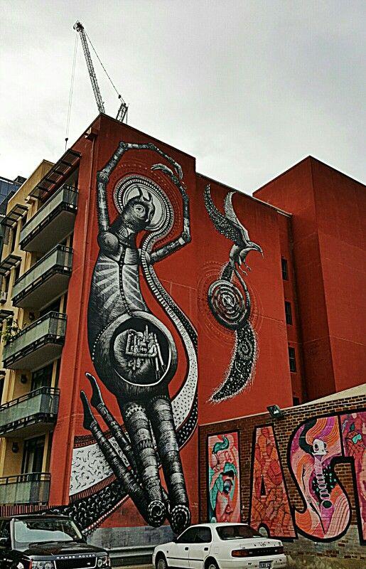 Wall Art. Perth, Western Australia
