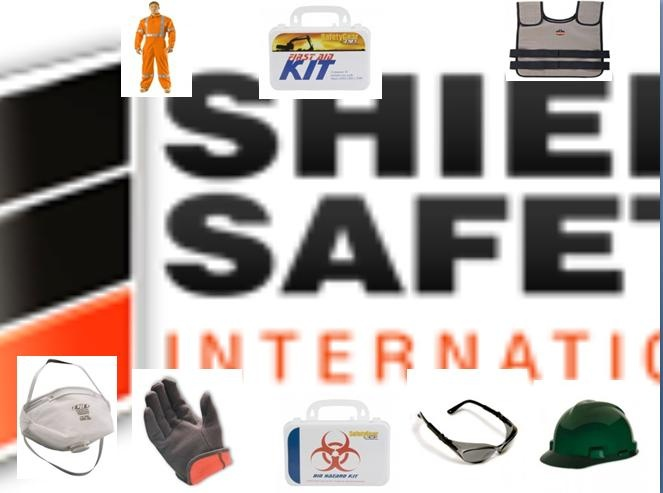 We, the safety equipment suppliers provide all kinds of equipments. From flame retardant clothing to safety work gloves to safety vests & eye wear, every safety gear is available with us.  https://www.facebook.com/pages/Shield-Safety-International/188346361329230