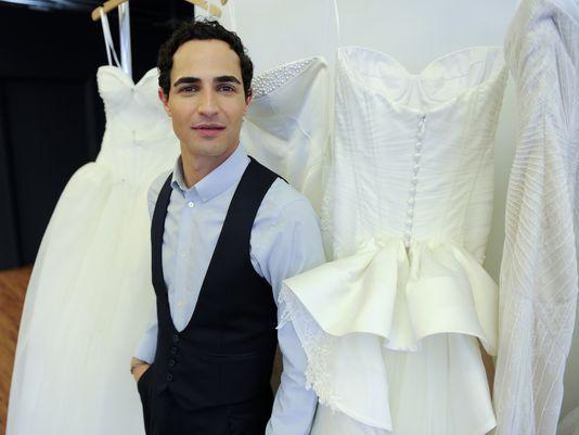 Zac Posen designing a line called Truly Zac Posen for David's Bridal