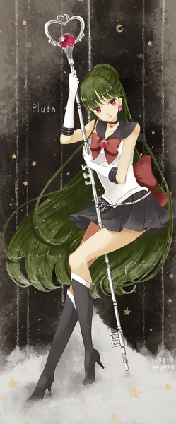 Sailor Pluto <3