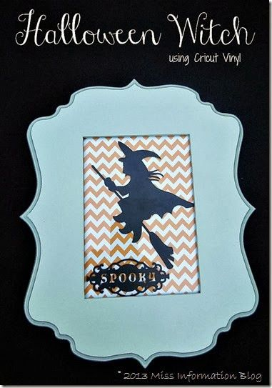 Easy Halloween Witch Crafts