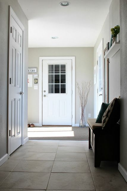 Welcoming Foyer Paint Color : Images about agreeable gray sw on pinterest